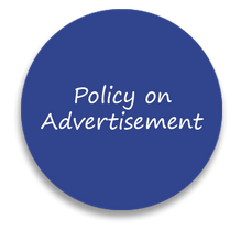 Policy on Advertisement